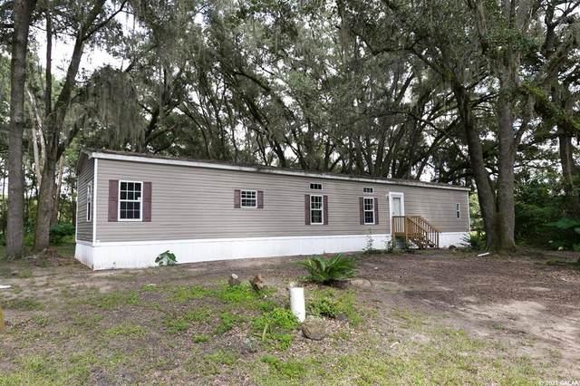 16404 NW 20TH Avenue, Newberry, FL 32669 (MLS #GC448042) :: Team Bohannon