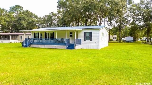 120 Mcgriff Lane, Lake City, FL 32024 (MLS #GC448063) :: Gate Arty & the Group - Keller Williams Realty Smart