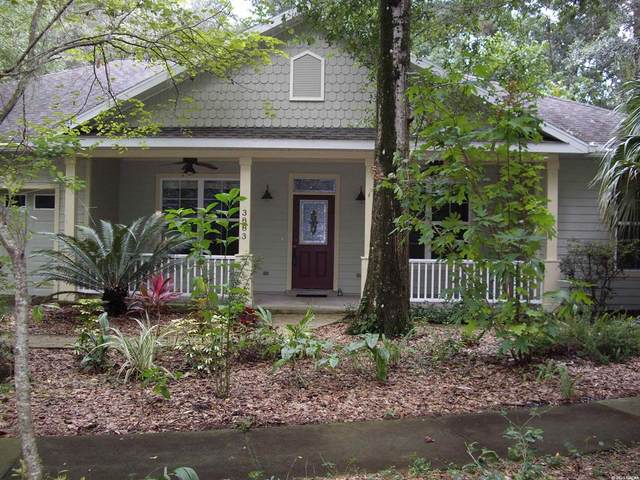 3883 SW 21 Drive, Gainesville, FL 32608 (MLS #GC448073) :: The Curlings Group