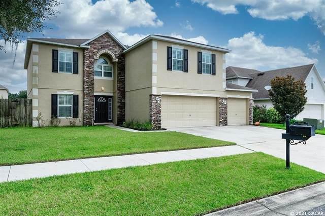 14348 NW 161 Avenue, Alachua, FL 32615 (MLS #GC448080) :: Stewart Realty & Management
