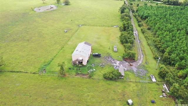21124 E County Road 1474, Hawthorne, FL 32640 (MLS #GC448096) :: The Curlings Group