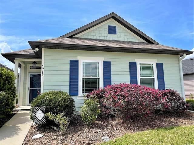 7916 SW 80th Drive, Gainesville, FL 32608 (MLS #GC448097) :: Stewart Realty & Management