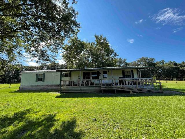 7515 NW 218th Street, Alachua, FL 32615 (MLS #GC448113) :: Gate Arty & the Group - Keller Williams Realty Smart