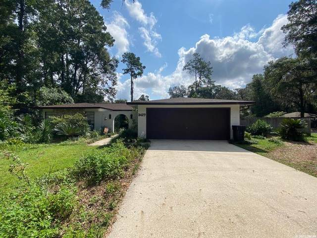 3427 NW 40th Terrace, Gainesville, FL 32606 (MLS #GC448120) :: Pepine Realty