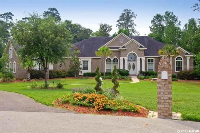 6515 NW 50th Lane, Gainesville, FL 32653 (MLS #GC448123) :: Team Saveela & Ace Remax Professionals