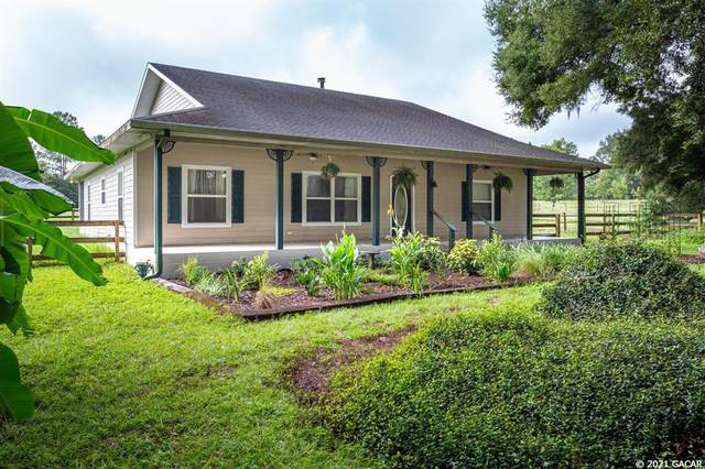 21955 NW 154TH Place, High Springs, FL 32643 (MLS #GC448131) :: Globalwide Realty