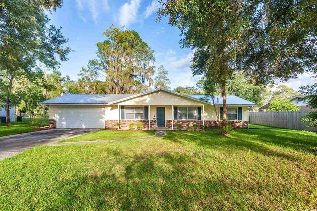 5621 NW 28TH Terrace, Gainesville, FL 32653 (MLS #GC448132) :: Pepine Realty