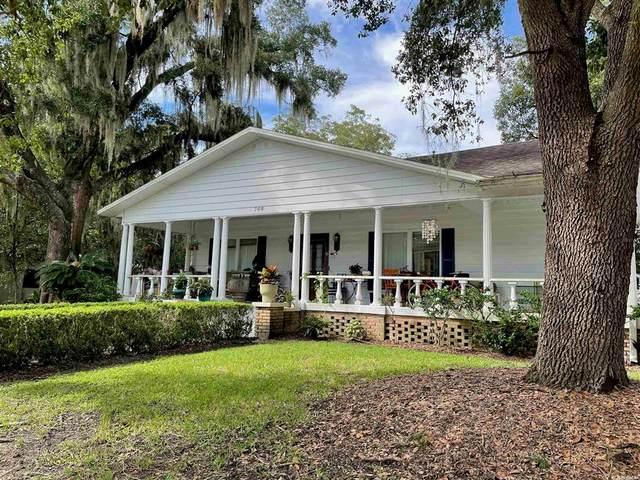 704 NW 10th Avenue, Gainesville, FL 32601 (MLS #GC448145) :: Abraham Agape Group