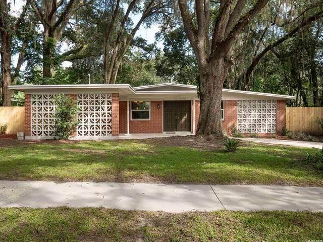1628 NE 18th Place, Gainesville, FL 32609 (MLS #GC448165) :: Pepine Realty