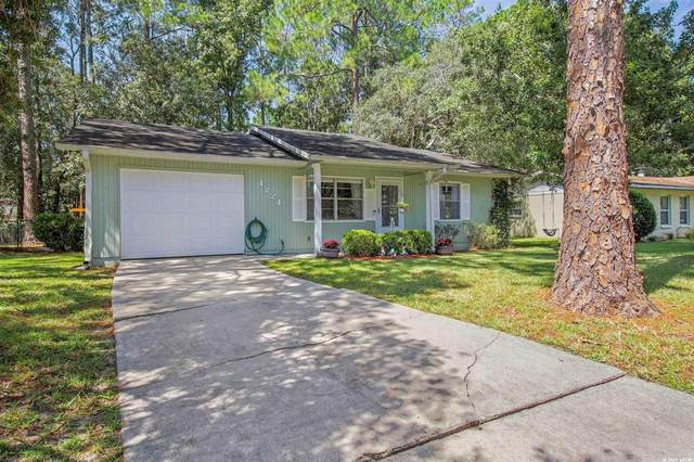 4224 NW 22nd Terrace, Gainesville, FL 32605 (MLS #GC448166) :: Pepine Realty