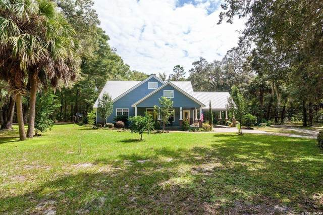 3191 NW 60th Avenue, Chiefland, FL 32626 (MLS #GC448169) :: Globalwide Realty
