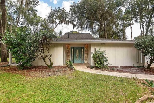 3620 NW 41ST Terrace, Gainesville, FL 32606 (MLS #GC448202) :: Team Saveela & Ace Remax Professionals