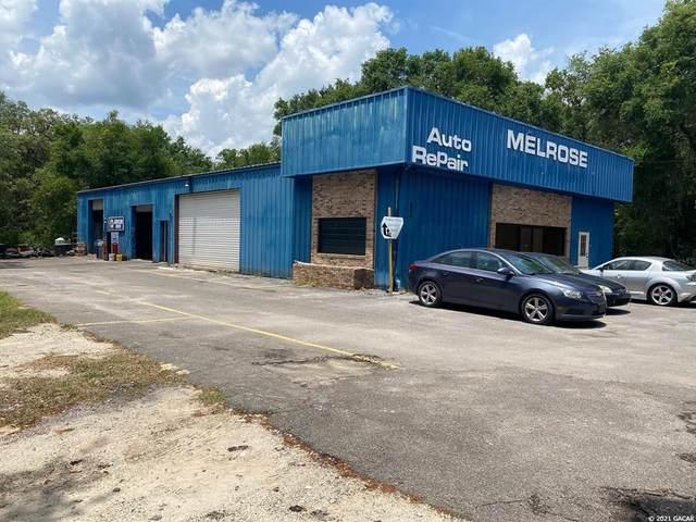 899 N State Road 21, Melrose, FL 32666 (MLS #GC448208) :: Delgado Home Team at Keller Williams