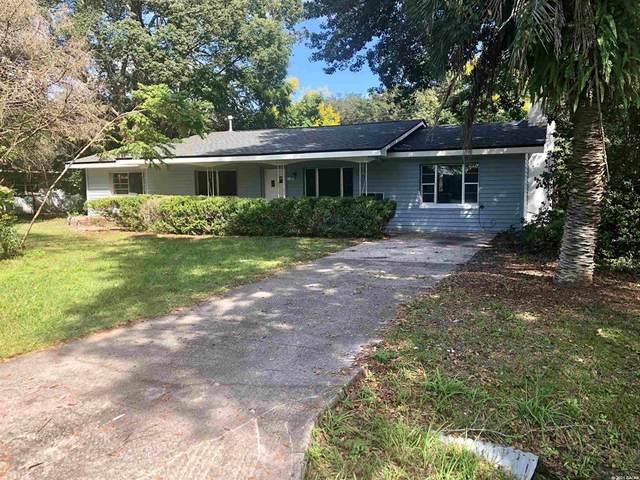 4005 NW 21ST Terrace, Gainesville, FL 32605 (MLS #GC448221) :: Team Saveela & Ace Remax Professionals