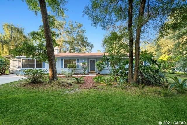 4500 NW 31st Avenue, Gainesville, FL 32606 (MLS #GC448261) :: Stewart Realty & Management