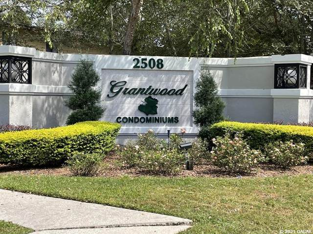 2508 SW 35th Place #26, Gainesville, FL 32608 (MLS #GC448274) :: Stewart Realty & Management