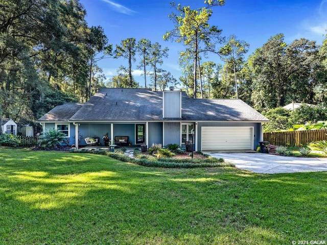6509 NW 28TH Place, Gainesville, FL 32606 (MLS #GC448280) :: Team Saveela & Ace Remax Professionals