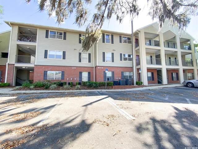 2360 SW Archer Road #717, Gainesville, FL 32608 (MLS #GC448306) :: Stewart Realty & Management