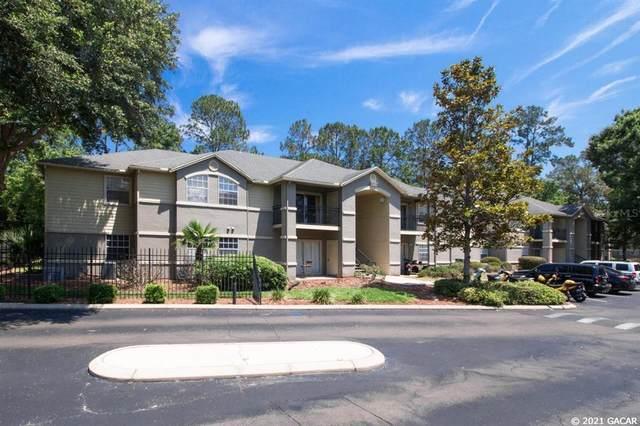 3705 SW 27th Street #224, Gainesville, FL 32608 (MLS #GC448340) :: Stewart Realty & Management