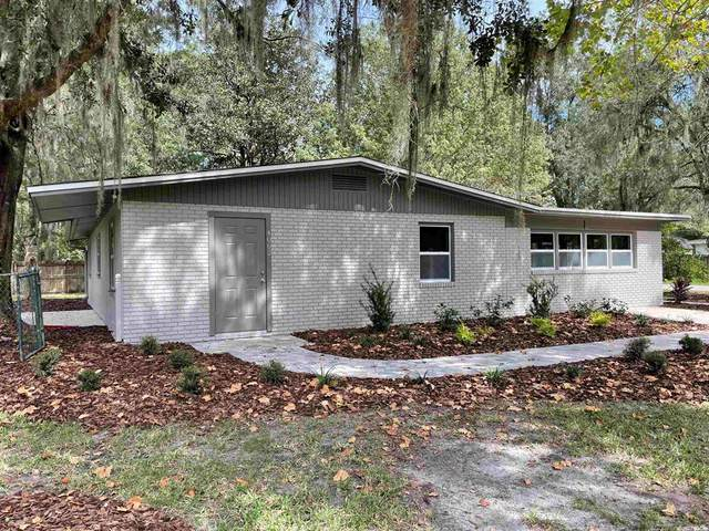 4002 NW 13 Place, Gainesville, FL 32605 (MLS #GC448349) :: Stewart Realty & Management
