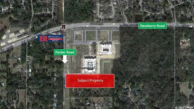 407 NW 122nd Street, Gainesville, FL 32607 (MLS #GC448366) :: Team Saveela & Ace Remax Professionals