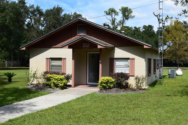 302 NW 2ND Avenue, Micanopy, FL 32667 (MLS #GC500012) :: Blue Chip International Realty