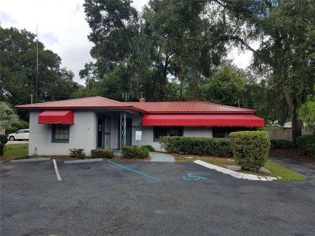 1102 NW 23RD Avenue, Gainesville, FL 32609 (MLS #GC500067) :: Delgado Home Team at Keller Williams