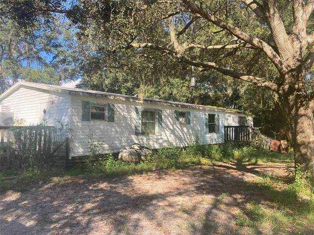 18822 SW 179TH Place, Archer, FL 32618 (MLS #GC500083) :: Pristine Properties