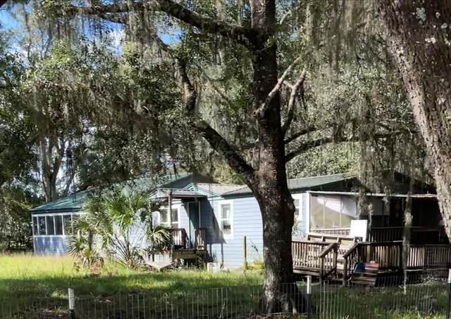 6465 Beach Road, Perry, FL 32348 (MLS #GC500183) :: CENTURY 21 OneBlue