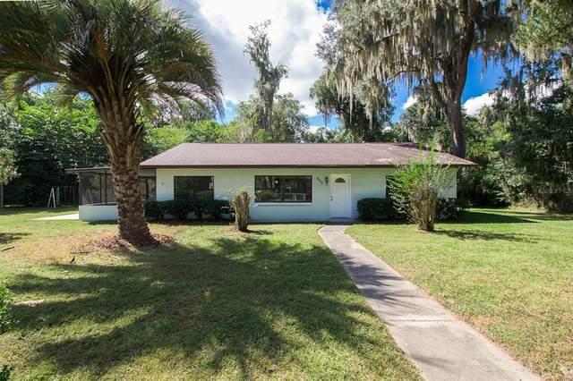 440 SE 72ND Street, Gainesville, FL 32641 (MLS #GC500193) :: Delgado Home Team at Keller Williams
