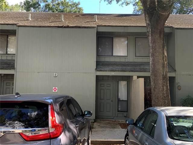 7200 SW 8TH Avenue D24, Gainesville, FL 32607 (#GC500203) :: Caine Luxury Team