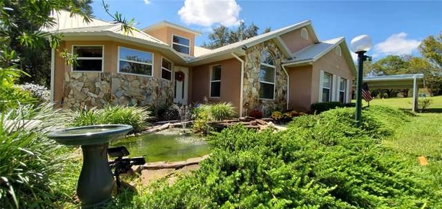 141 Ashley Lake Drive, Melrose, FL 32666 (MLS #GC500231) :: Everlane Realty