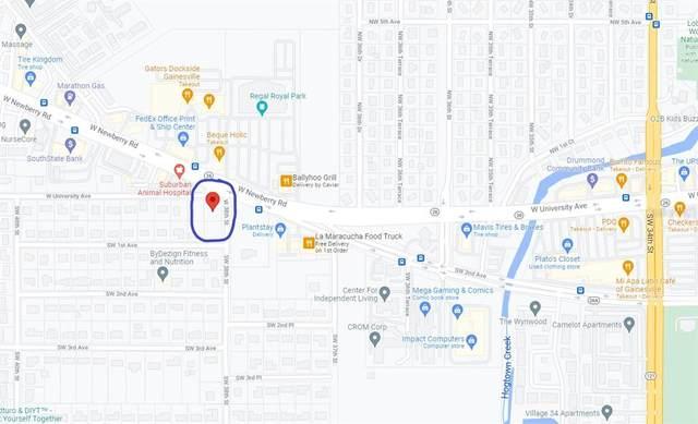 Lot 1 W University Avenue, Gainesville, FL 32607 (MLS #GC500260) :: Pepine Realty