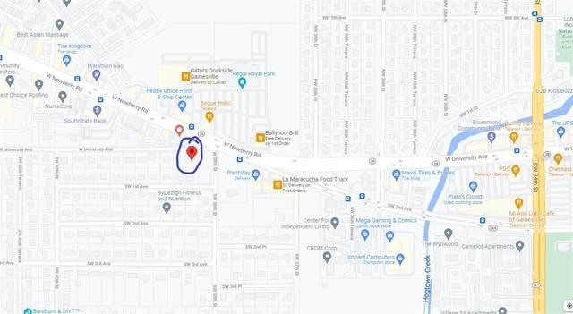 Lot 2 W University Avenue, Gainesville, FL 32607 (MLS #GC500261) :: Pepine Realty