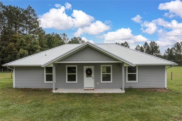 7586 SW 126TH Avenue, Lake Butler, FL 32054 (MLS #GC500264) :: SunCoast Home Experts