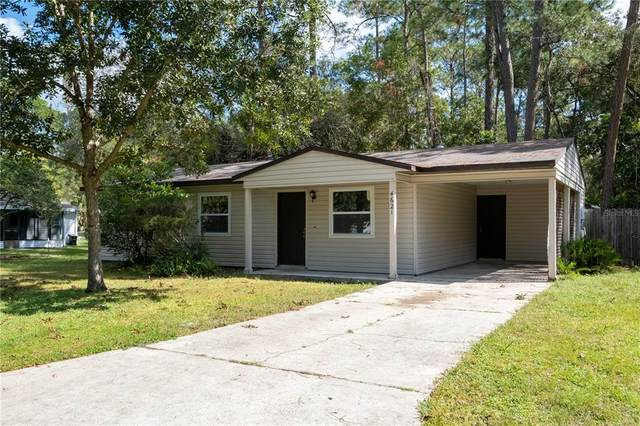 4621 NW 27TH Terrace, Gainesville, FL 32605 (MLS #GC500266) :: Blue Chip International Realty