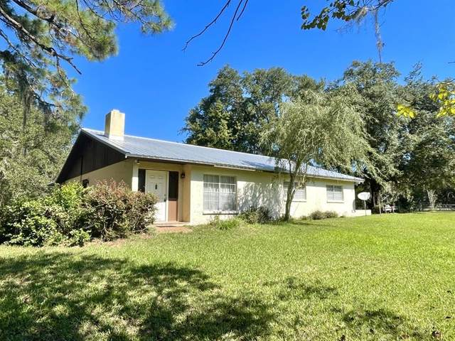 25602 NW 122ND Avenue, High Springs, FL 32643 (MLS #GC500280) :: Rabell Realty Group