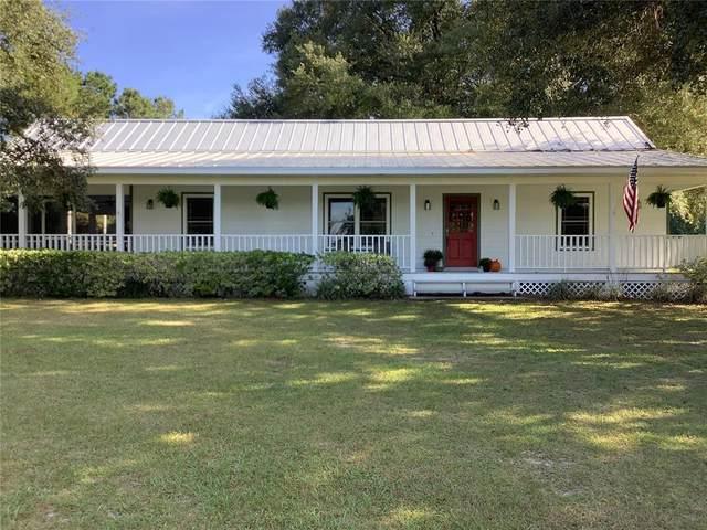 22521 NW 188TH Street, High Springs, FL 32643 (MLS #GC500281) :: Pristine Properties