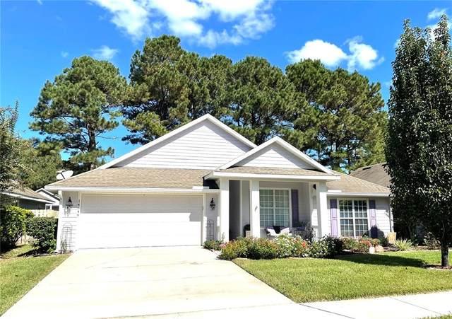 14646 NW 24TH Lane, Newberry, FL 32669 (MLS #GC500340) :: Pristine Properties