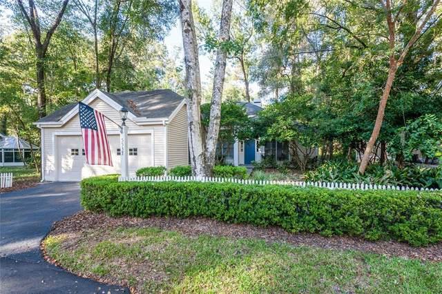 5537 SW 91ST Terrace, Gainesville, FL 32608 (MLS #GC500381) :: Pristine Properties