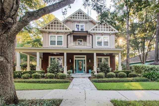 235 Sw 132Nd Ter, Newberry, FL 32669 (MLS #GC500386) :: Pristine Properties