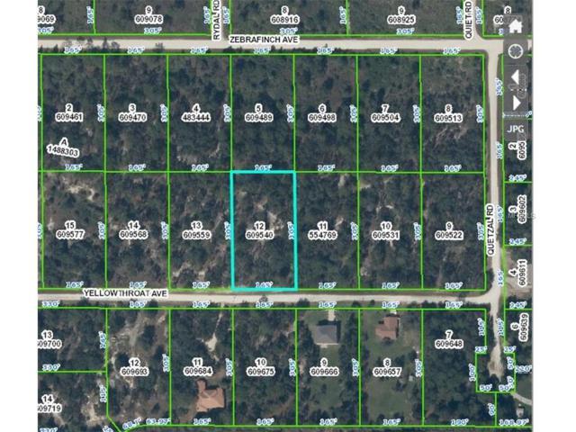 0 Yellowthroat Avenue, Weeki Wachee, FL 34614 (MLS #H2201984) :: Griffin Group