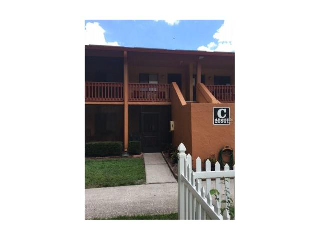 20861 Haulover Cove C6, Lutz, FL 33558 (MLS #H2202627) :: The Duncan Duo & Associates