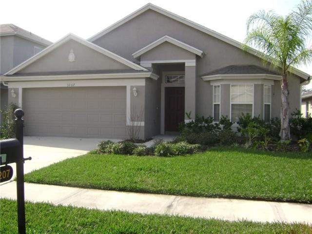 3207 Sunwatch Drive, Wesley Chapel, FL 33544 (MLS #H2202931) :: The Duncan Duo & Associates