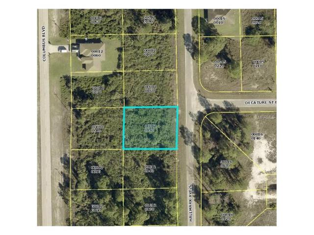 1118 Hallmark Avenue, Lehigh Acres, FL 33974 (MLS #H2203962) :: RE/MAX Realtec Group