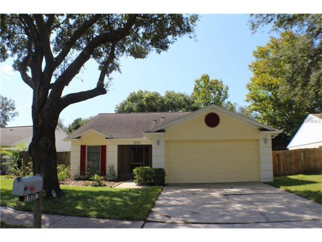 1535 Baker Road, Lutz, FL 33559 (MLS #H2204068) :: The Duncan Duo & Associates