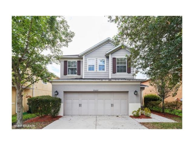 7022 Penta Place, Wesley Chapel, FL 33545 (MLS #H2204206) :: Team Bohannon Keller Williams, Tampa Properties