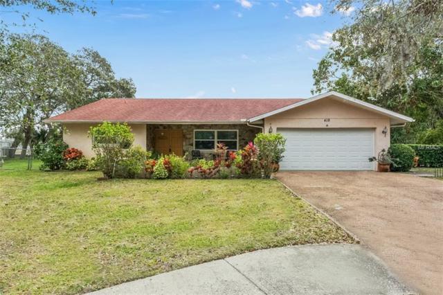 418 Wayfarer Court, Tarpon Springs, FL 34689 (MLS #H2204506) :: Chenault Group
