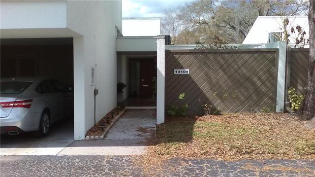 14104 Cypress Run #14104, Tampa, FL 33618 (MLS #H2204679) :: The Fowkes Group
