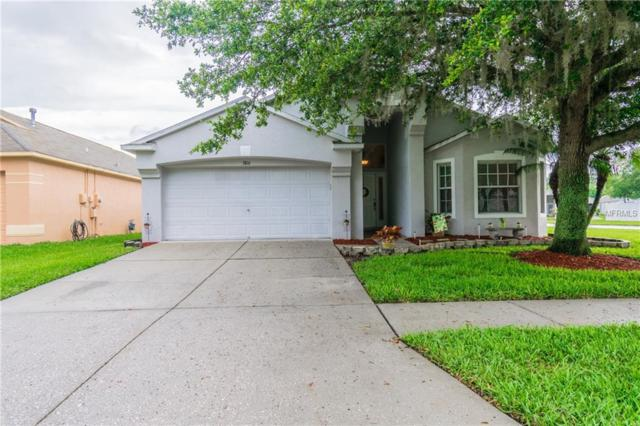 3816 Briley Loop, Land O Lakes, FL 34638 (MLS #H2400035) :: Team Virgadamo